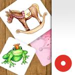Prinzessin Memo - Der Memo-Spieleklassiker für kleine Prinzessinnen