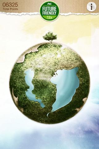 Screenshot Future Friendly Living World